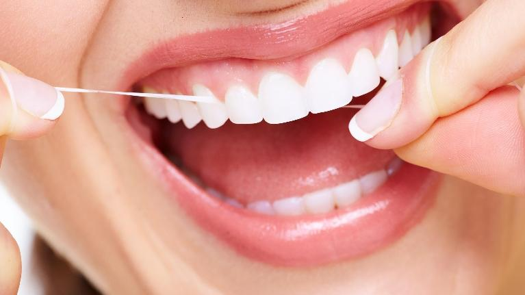 Flossing is an important part of your daily oral hygiene regimen.