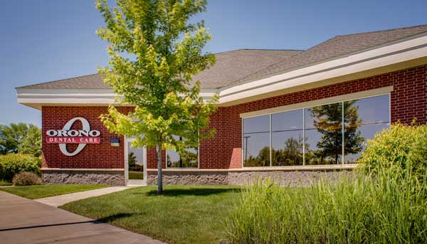 Photo of front view of Orono Dental Care